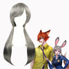 Cosplay Wig - Zootopia - Judy Rabbit-UNIQSO