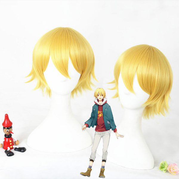 Cosplay Wig - The Animation - ShiwaSu Kakeru-UNIQSO