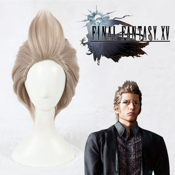 Cosplay Wig - Final Fantasy XV/Ignis Scientia-UNIQSO