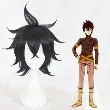 Cosplay Wig - Black Clover / Yuno-UNIQSO