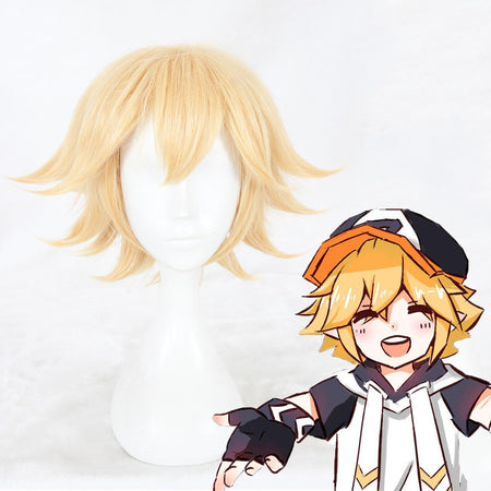 Cosplay Wig - AOTU World / Jin-UNIQSO