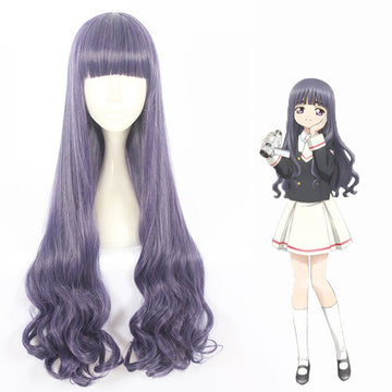 Cosplay Wig - Card Captor Sakura-Tomoyo-UNIQSO