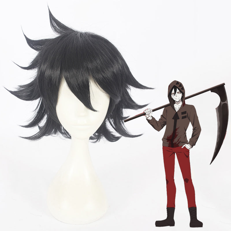 Cosplay Wig - Angels of Death-Isaac·Foster-UNIQSO