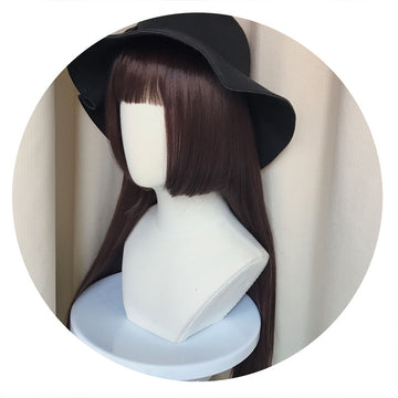 Lolita Wig (Straight) 805A-S-UNIQSO