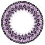 Dolly Eye Bling Violet-UNIQSO