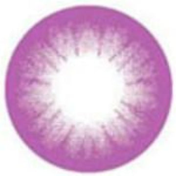 Dolly Eye Bubble Violet-UNIQSO