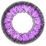Dolly Eye Jewel Violet-UNIQSO