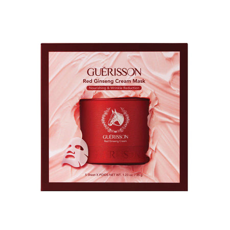 Guerisson 9 Complex Red Ginseng Cream Mask-UNIQSO