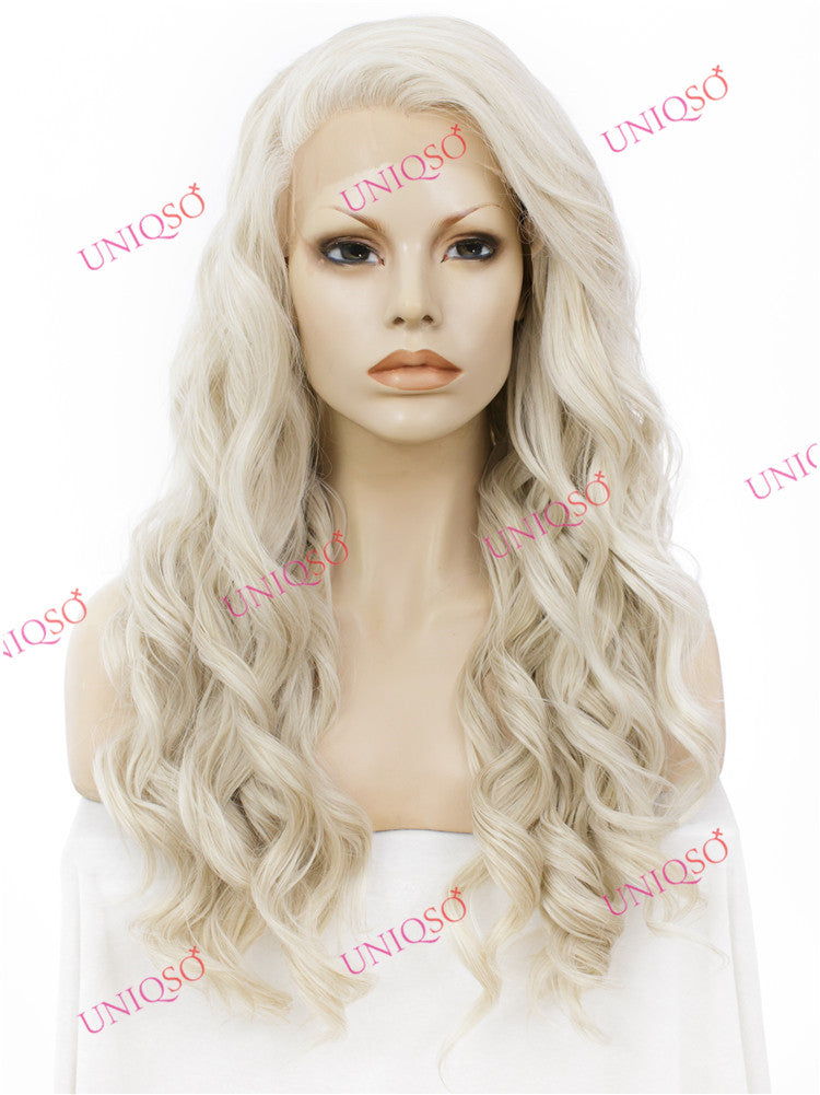 Premium Wig - Blonde Bombshell Lace Front Wig-UNIQSO