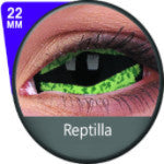 Phantasee Green Sclera lens Retiplla-UNIQSO