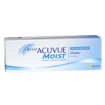 1 Dag Acuvue Moist Daily Disposable Fir Astigmatismus - 30 Pcs-Clear Kontakter-UNIQSO