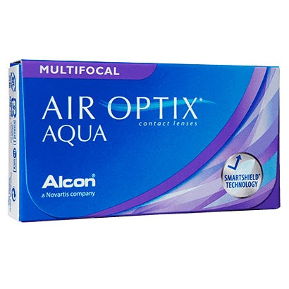 Air Optix Aqua Multifocal-UNIQSO