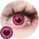 Anime Yandere Pink by KleinerPixel-Colored Contacts-UNIQSO