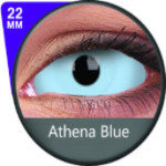 Phantasee Blue Sclera Lens Athena-UNIQSO
