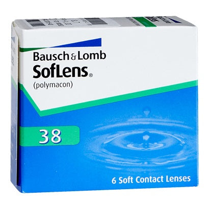 Bausch & Lomb Softlens 38-UNIQSO