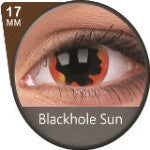 Phantasee Mini Sclera Lens Blackhole Sun-UNIQSO