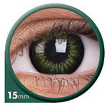 Colorvue Big Eyes Party Green-UNIQSO