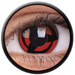 Colorvue Crazy Lens Sharingan Kakashi-UNIQSO