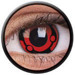 Colorvue Crazy Lens Sharingan Madara-UNIQSO