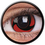 Colorvue Crazy Lens Sharingan Mangekyu-UNIQSO