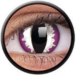 Colorvue Crazy Lens Purple Dragon Eye-UNIQSO