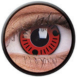 Colorvue Crazy Lens Sharingan Sasuke-UNIQSO