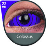 Flash Violet Sclera lens Colossus-UNIQSO