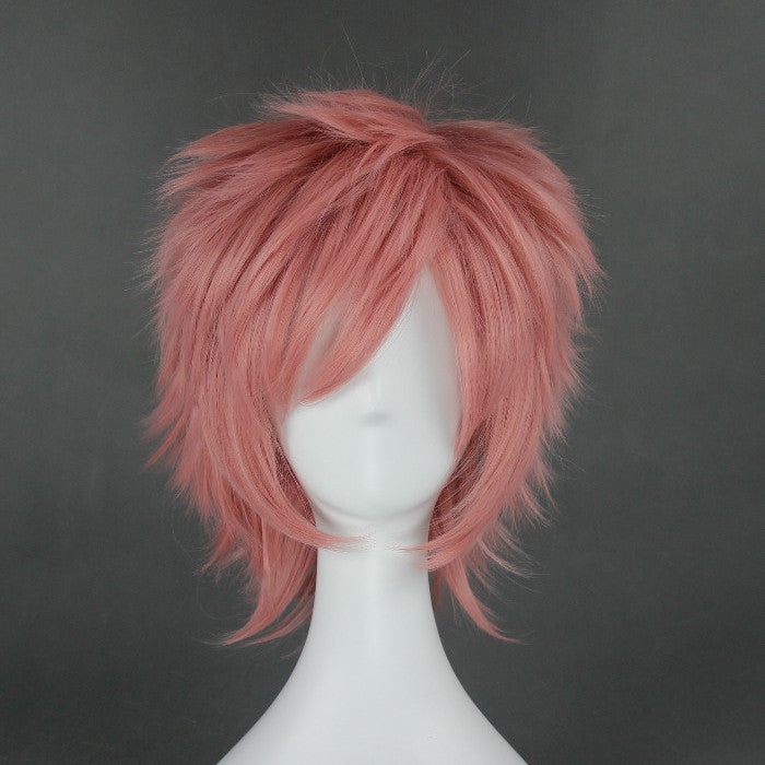 Cosplay Wig - Fairy Tail - Natsu Dragneel-UNIQSO