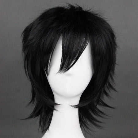 Cosplay Wig - Fairy Tail - Gray Fullbuster-UNIQSO