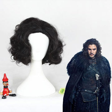 Cosplay Wig - Game of Thrones - Jon Snow-UNIQSO