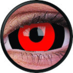 Colorvue Mini Sclera Lens Ghouls - 1 Day Disposable-UNIQSO