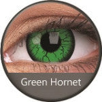 Phantasee Crazy Lens Green Hornet-UNIQSO
