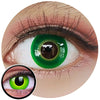 Colorvue Crazy Lens Hulk Green-UNIQSO