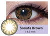Kazzue Toric Sonata Brown-UNIQSO
