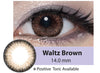 Kazzue Toric Waltz Brown-UNIQSO