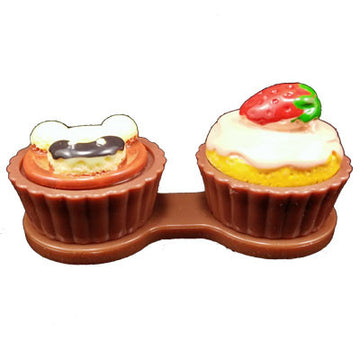 Lens Case - Cup Cake-UNIQSO