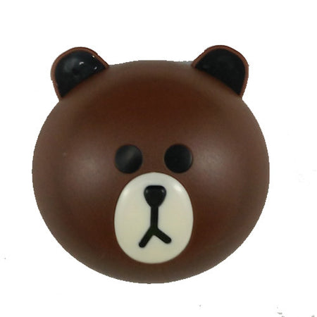 Lens Case Travel Kit - Line Bear-UNIQSO
