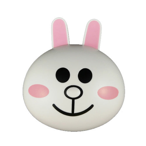 Lens Case Travel Kit - Line Rabbit-UNIQSO