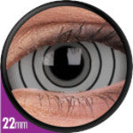 Phantasee Sclera Lens Litterbug-UNIQSO