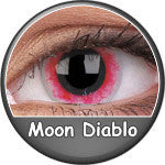 Phantasee Crazy Lens Moon Diablo-UNIQSO
