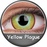 Phantasee Crazy Lens Yellow Plague-UNIQSO