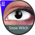 Phantasee Sclera lens Snow Witch/ Whiteout-UNIQSO