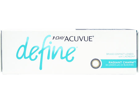 1-Day Acuvue Define Radiant Charm-UNIQSO