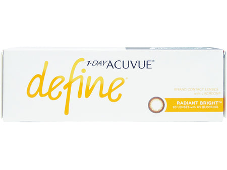 1-Day Acuvue Define Radiant Bright-UNIQSO