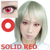 Sweety K Crazy Lens with Power - Red Devil-UNIQSO