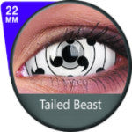 Phantasee Sclera lens Tailed Beast/ Rinnegan-UNIQSO