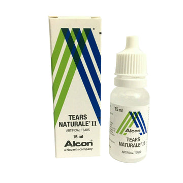 Alcon Tears Naturale Oogdruppels II - 15ML-Oogdruppels-UNIQSO