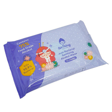 Au Fee Anti-Bakteriell Sanéierend Alkohols-Wipes-Anti Bakteriell Wipes-UNIQSO