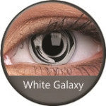 Phantasee Crazy Lens White Galaxy-UNIQSO