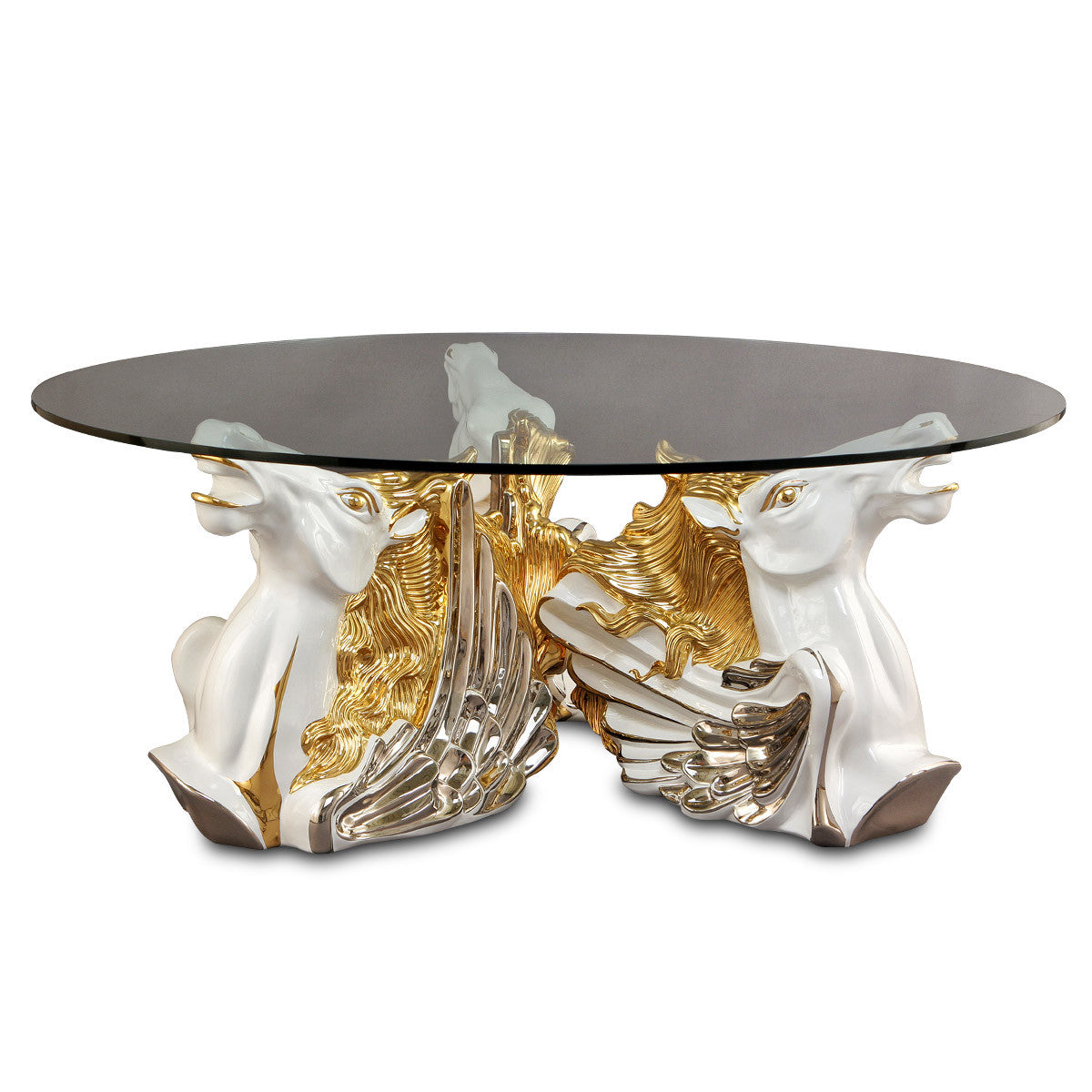 Gryphon Table - Ceramic Porcelain - Home Furniture